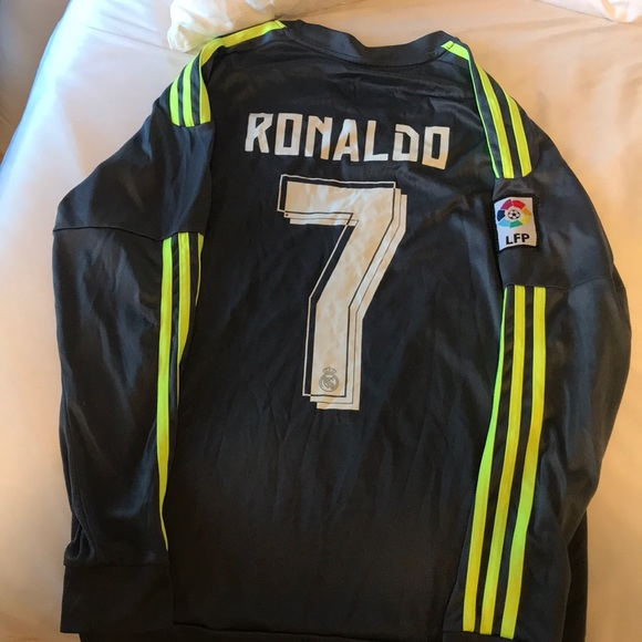 quality design acee9 0b344 MENS SMALL Real Ronaldo Jersey * barely worn
